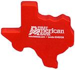 Texas Shape Stress Balls